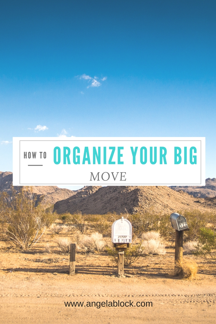 HOW TO ORGANIZE MOVING OUT OF YOUR HOME