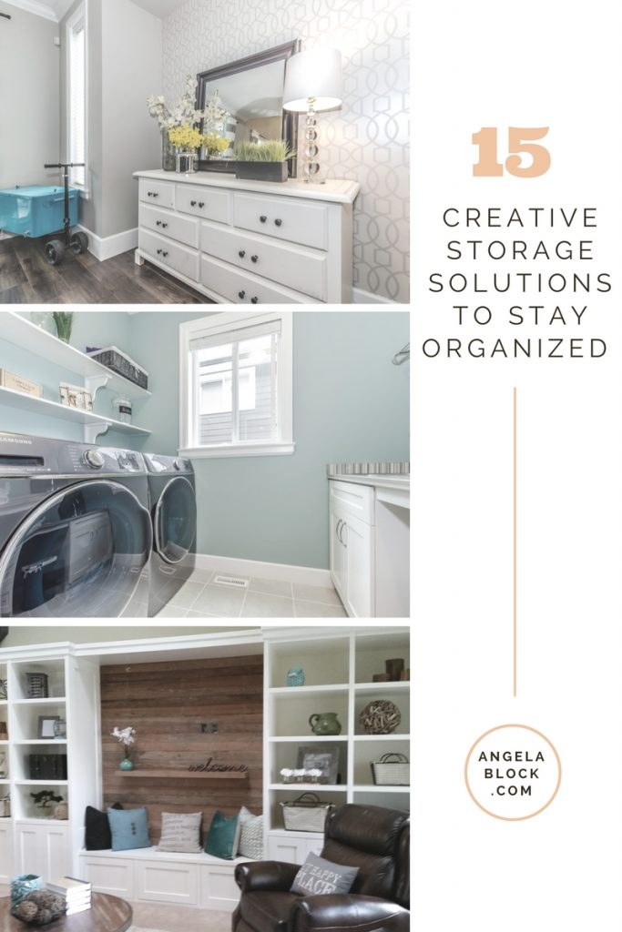 15 Must Have Creative Storage Solutions To Stay Organized