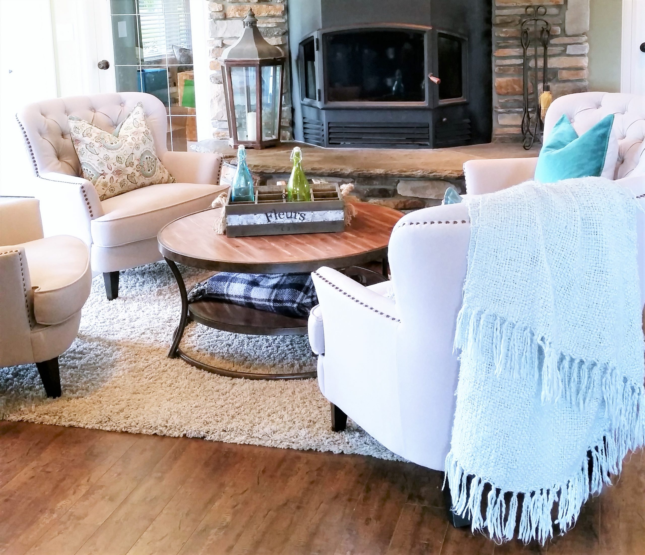 My designer secret steps to redesigning your very own space!