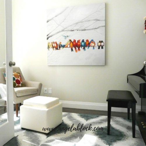 3 Simple steps to hanging artwork the right way