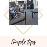 Simple tips to creating a super cozy patio or deck