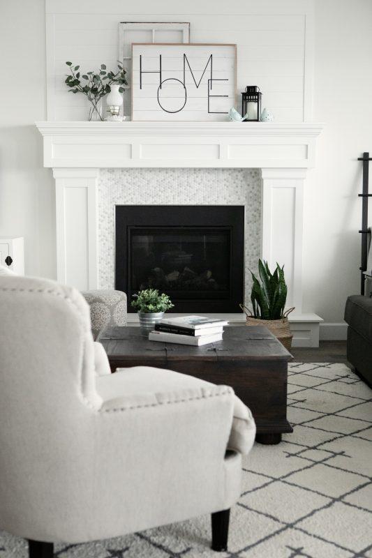 Living room, Home design