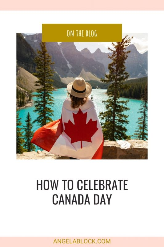 How to celebrate Canada Day